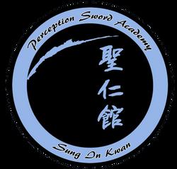 Perception-Sword-Academy Logo