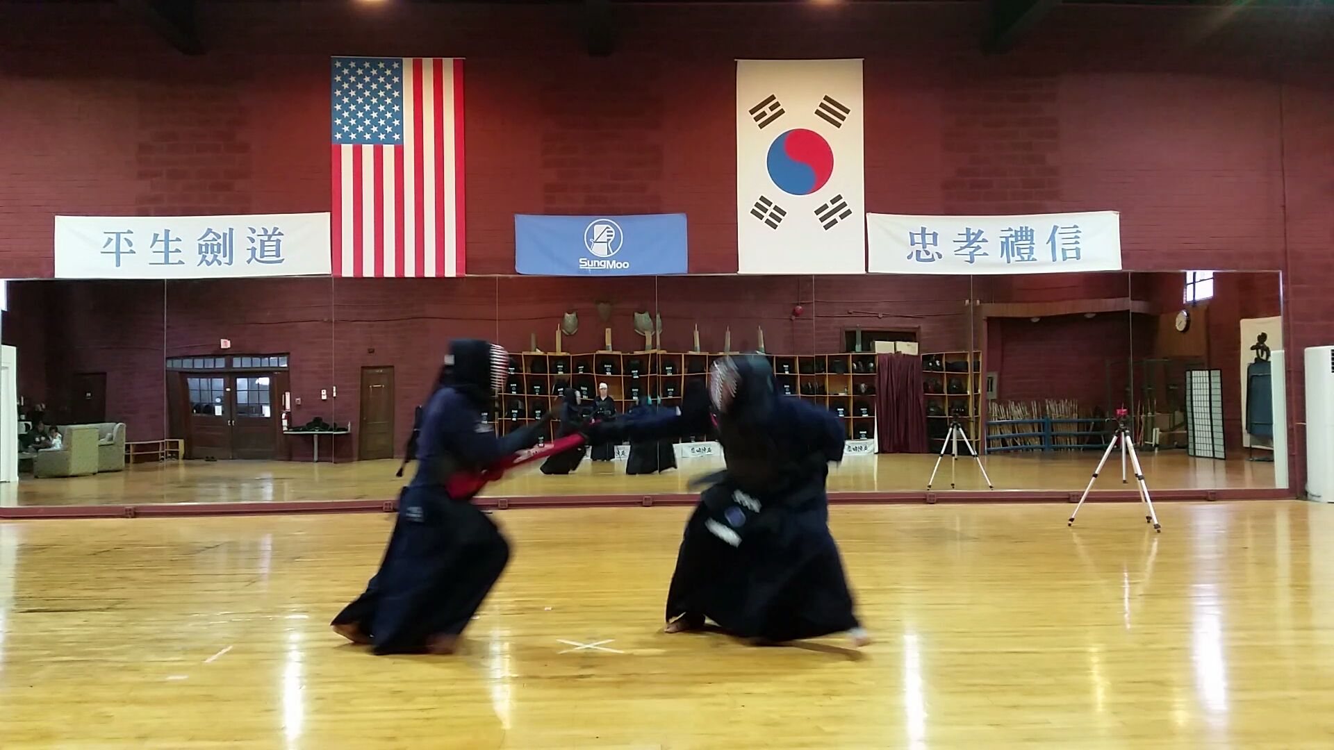 Perception Sword Academy - Free Sparring Class 3