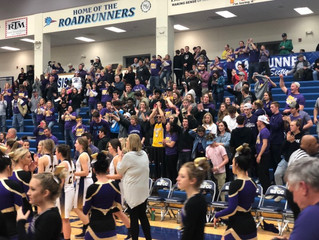 Lady Lakers Advance to First Elite 8 Since 1984