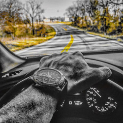 driving against time