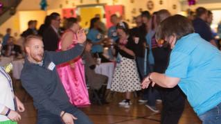 Jesus Prom Dancing