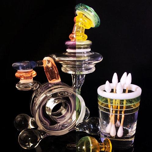 Coojo mini TRIPLE CFL  infinity donut recycler