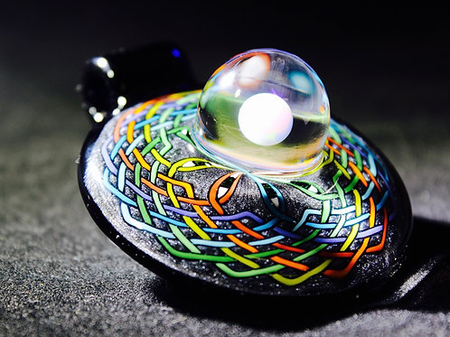 Kevin Murray Pendant with Opal Orb