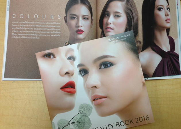 Catalogue (Cosmetic Products)
