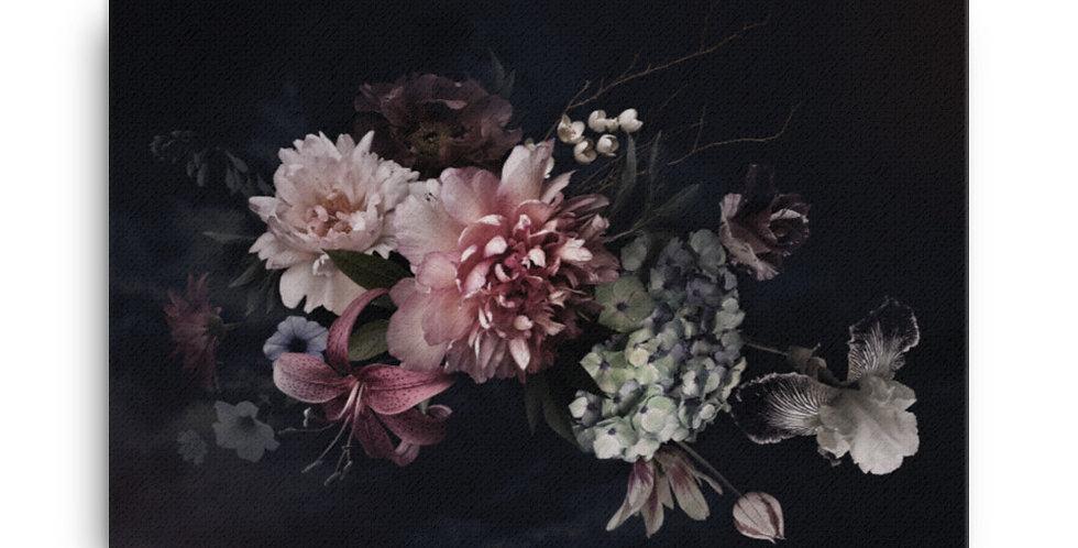 Canvas: Vintage flowers
