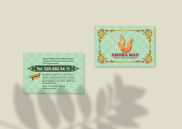 Branding - Thai Restaurant