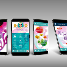 Mobile Application Design - OPS Member