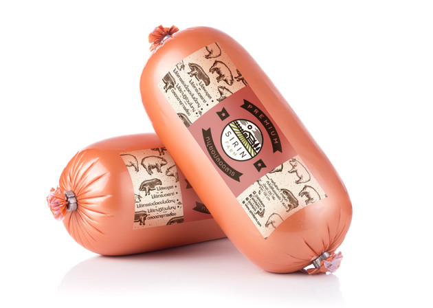 Label - Thai Sausage Products