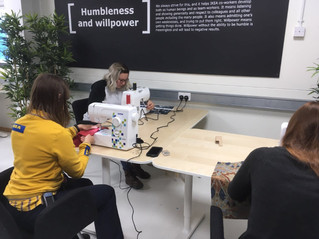 WORKING WITH IKEA TO DELIVER SUSTAINABLE WORKSHOPS