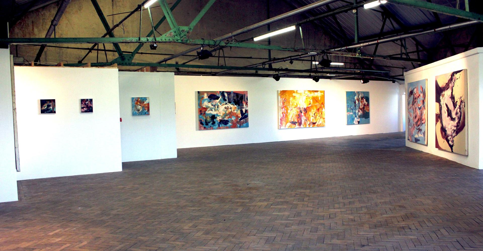 'Labyrinth' exhibition - Aidan Myers, ph