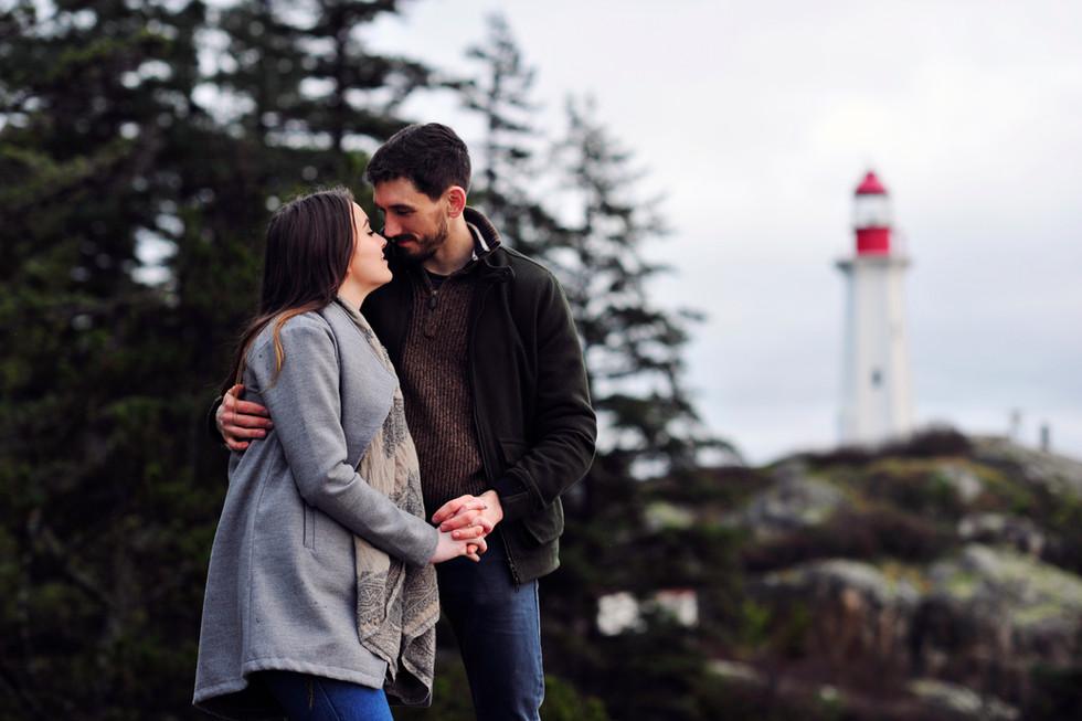 Vancouver Engagement Session