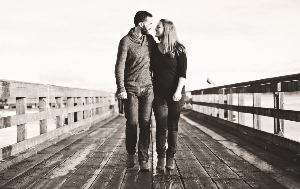 Vancouver Island Engagement Session