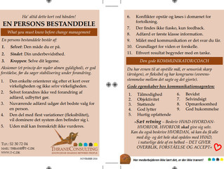 Coaching - Change Management - Forandringsledelse