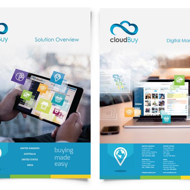 cloudBuy brand development