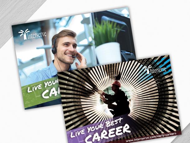 Careers Fair Postcards