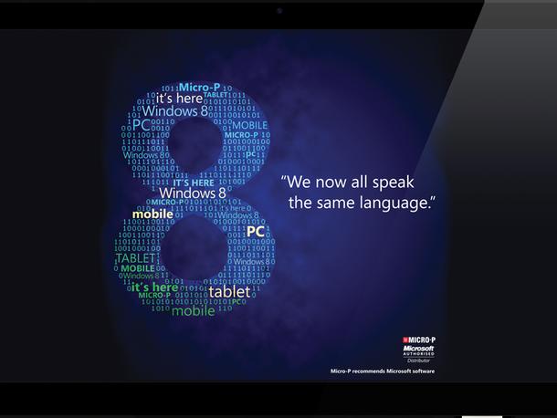 Windows 8 software