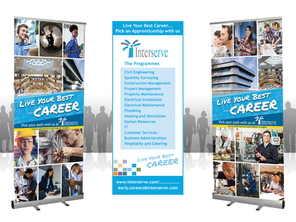 Exhibition Stand Banners