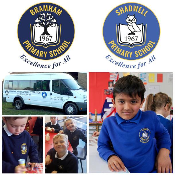 Shadwell & Bramham School Logo