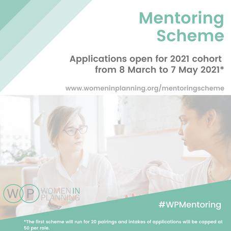 Women in Planning Mentoring Scheme launches for International Women's Day
