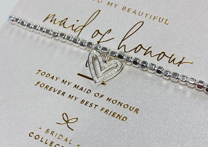 Maid of Honour bracelet