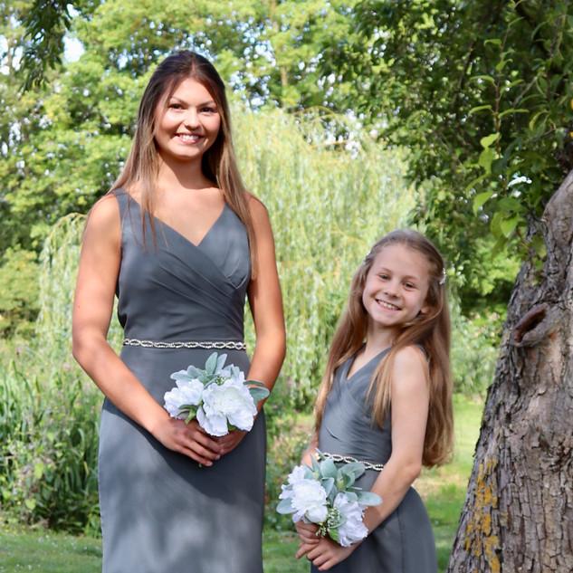 Matching adult & Junior dresses