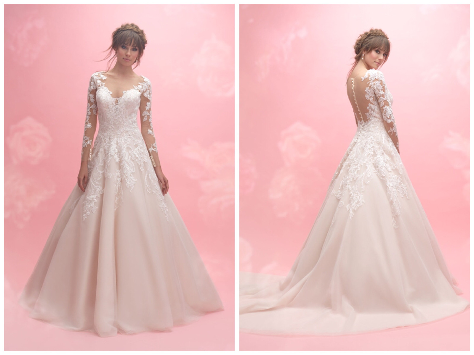 Allure Wedding Dresses in Colchester | Amara Bridal