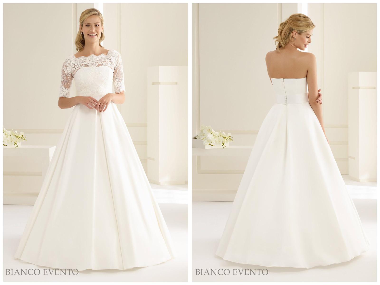 Bianco Evento Wedding Dresses in Colchester | Amara Bridal