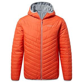 Compresslite V Hooded Jacket Clima plus