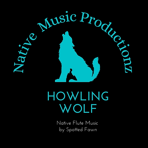 Howling Wolf by Spotted Fawn