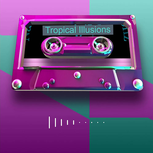 Tropical Illusions by Spotted Fawn
