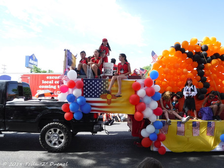 Annual 4th of July Parade