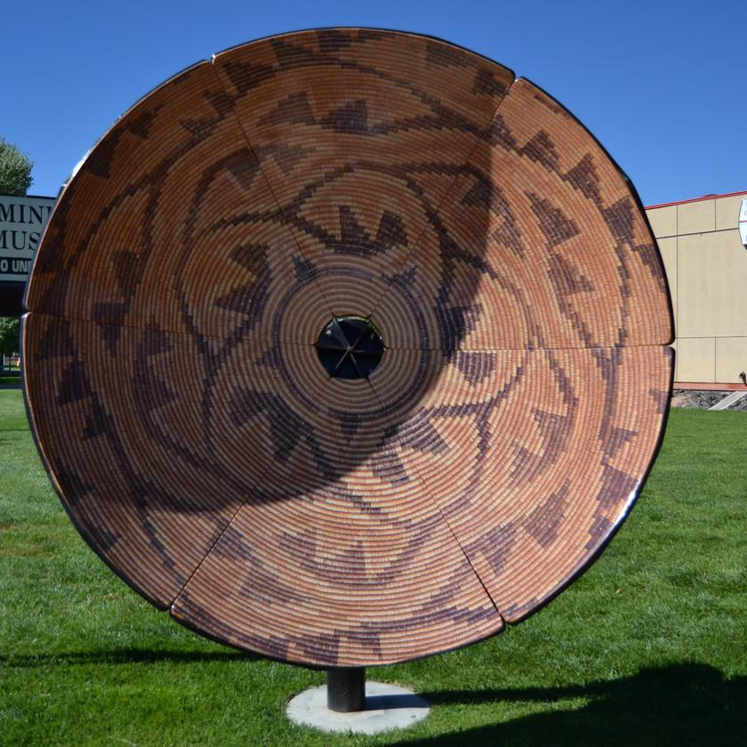 Ancient Chacoan Basket