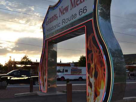 Shedding Light on Route 66