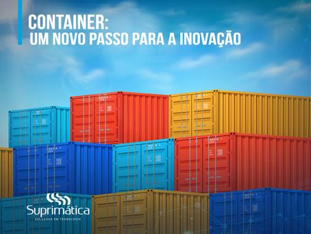 Container: Um novo passo para inovação