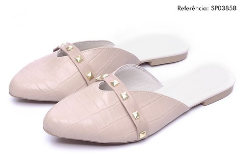 Sapato Mule Feminino