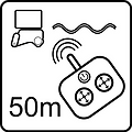 16 Remote control distance遙控距離.png