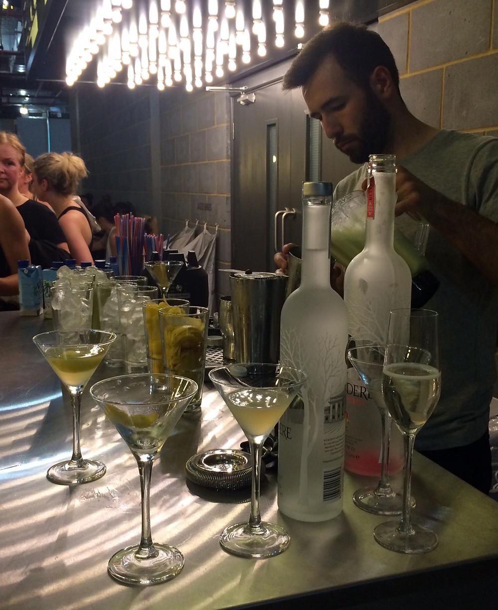 1rebel, instyle UK, post-workout retox, belvedere vodka