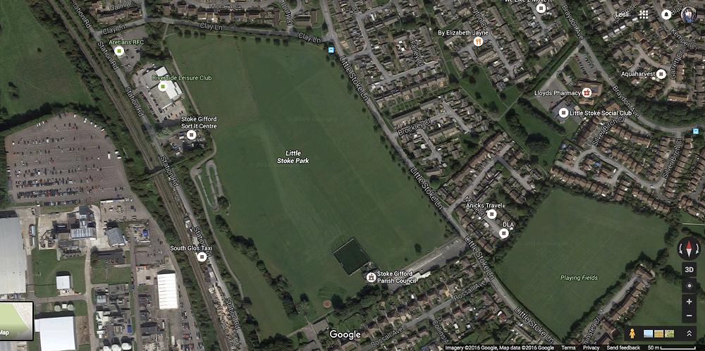 Little Stoke Park, Stoke Gifford Parish Council, parkrun