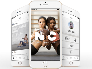 An oldie but a goodie - Nike+ Training Club