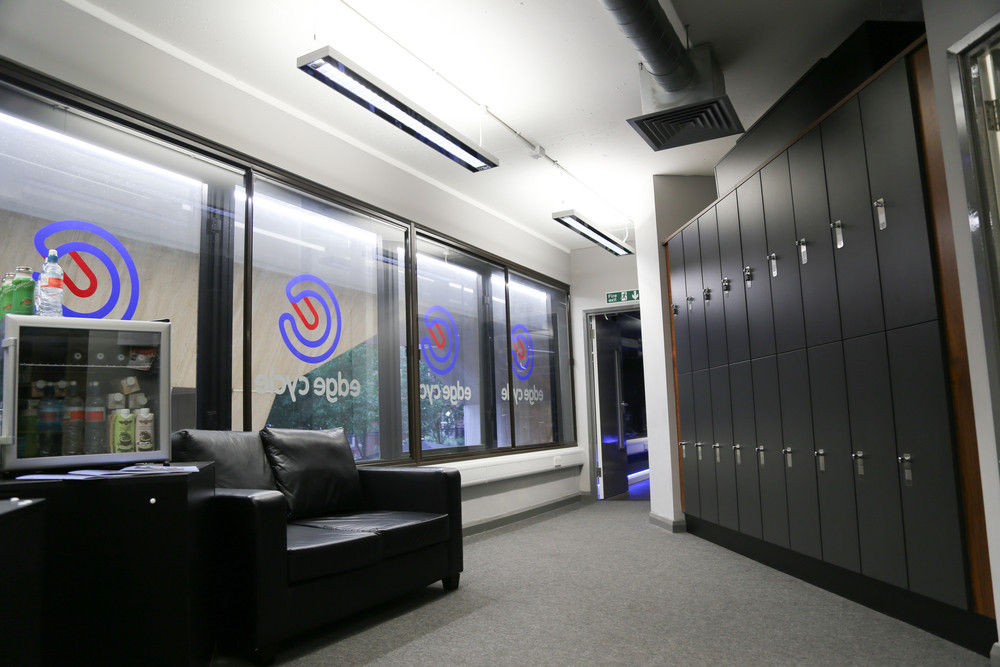 Edge Cycle, spin studio, fitness, London