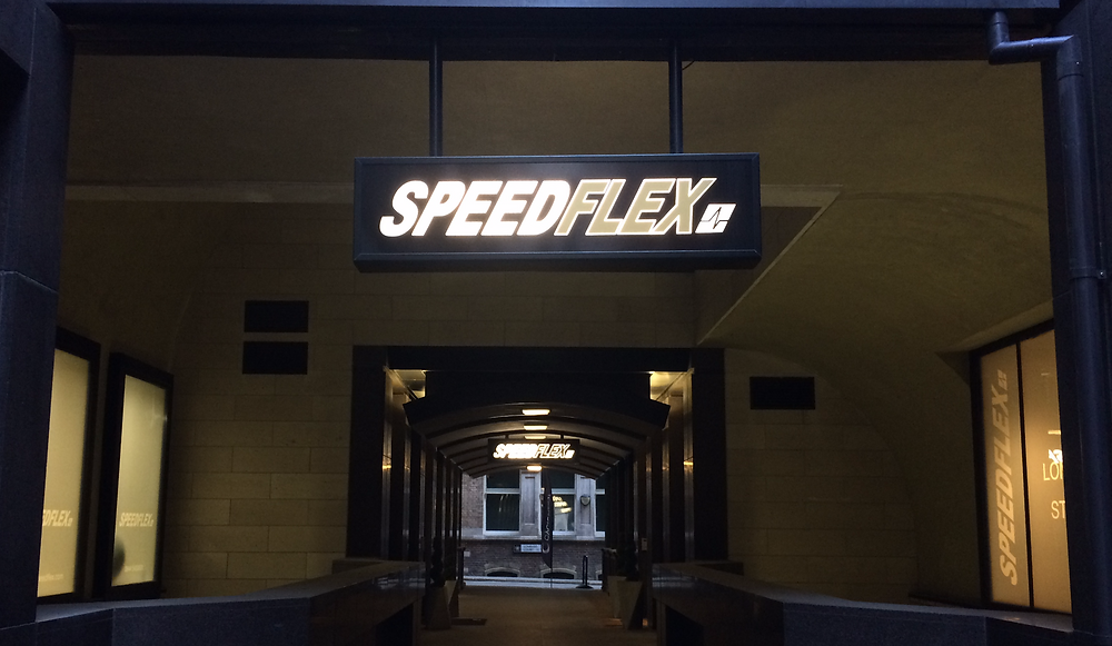 Speedflex, fitness, London