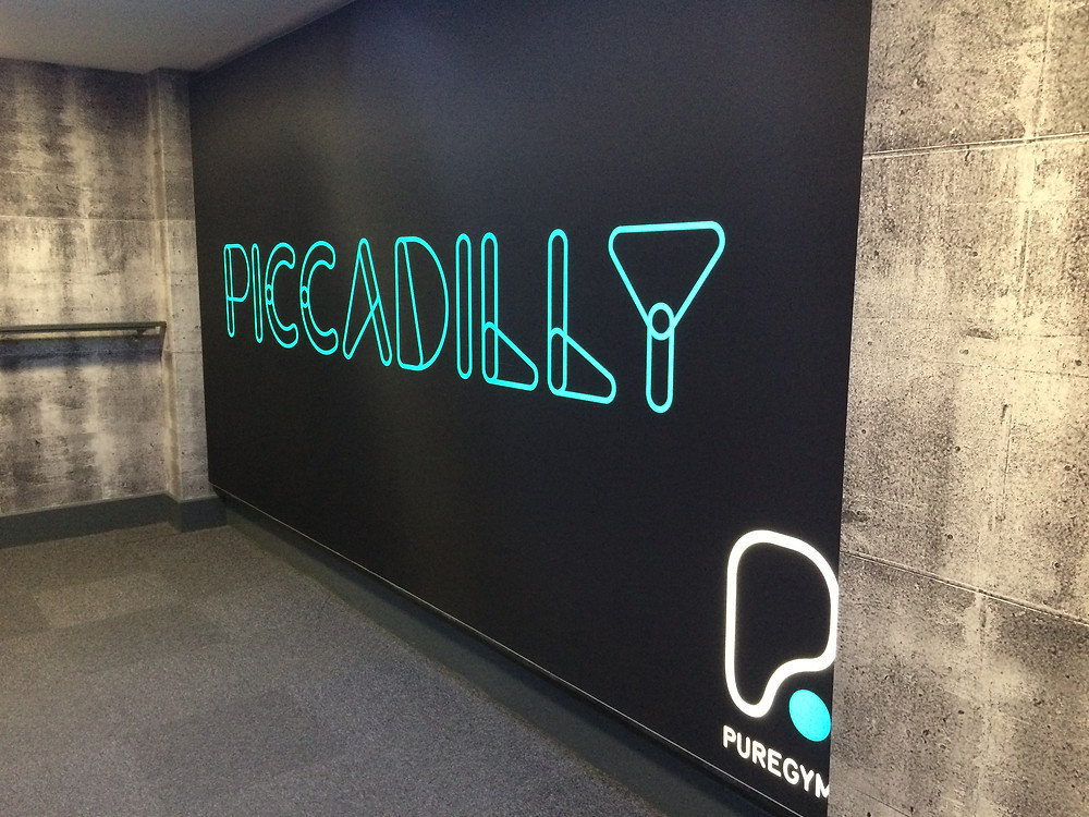 Pure gym review, Piccadilly, London, fitness, health
