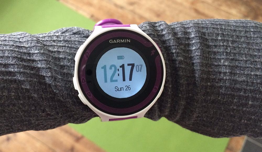 Garmin Forerunner, GPS, watch, running