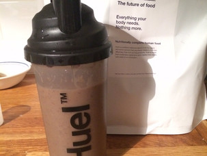 Day 1 of the Huel experiment