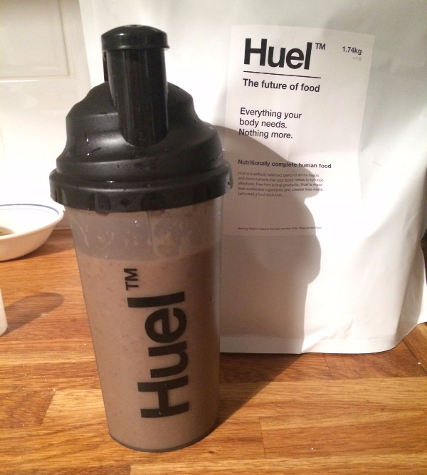 Huel, nutrition, meal replacement