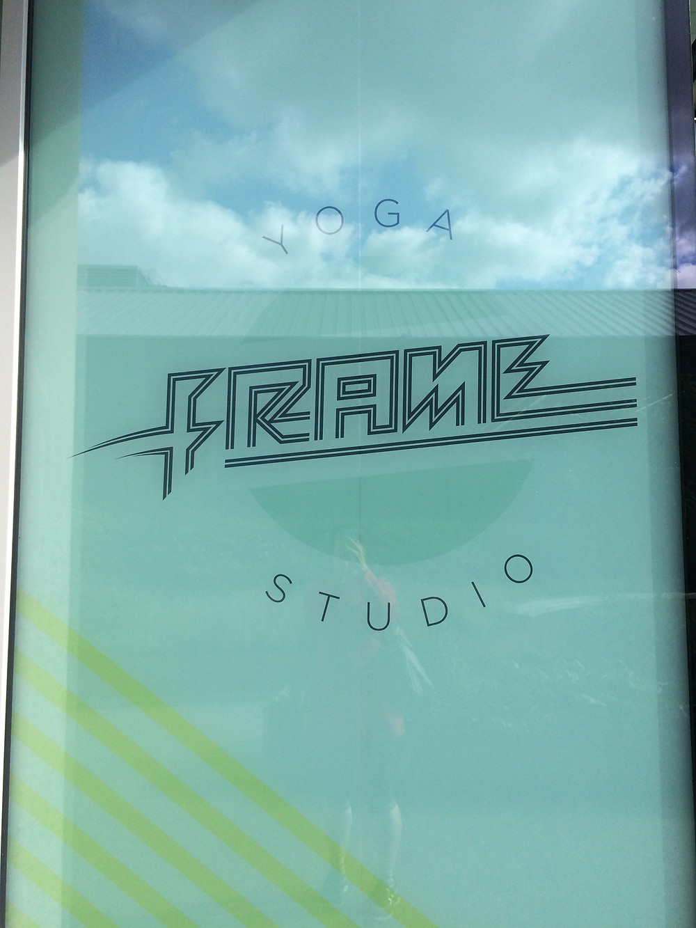 Frame yoga, London, fitness