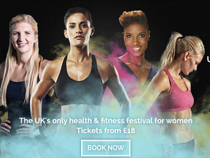 Be:Fit London - the countdown!