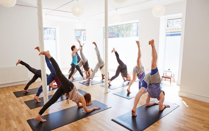 Union Station Yoga, London