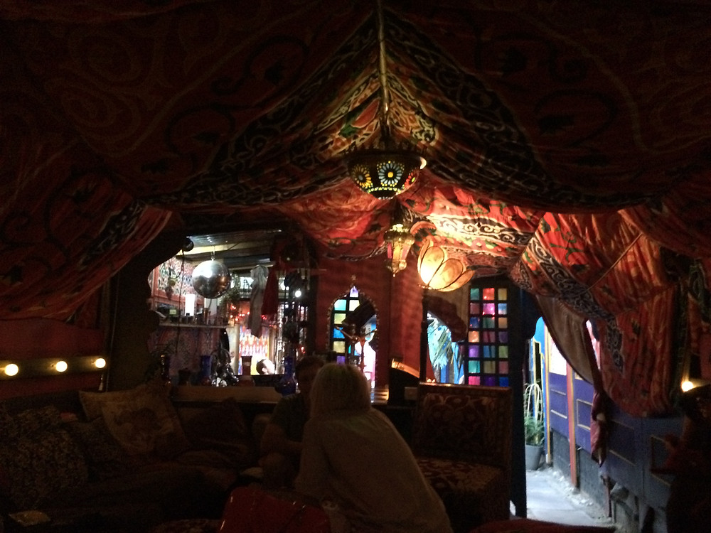 Cafe Cairo, Clapham, London