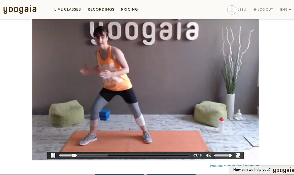 yoogaia, yoga, pilates, online, at home yoga